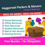 Aaggarwal Packers & Movers in Bilaspur - Fast and Friendly Services