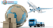 Johns International Couriers Services in Hyderabad