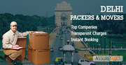 Find the best packers and movers in Delhi area