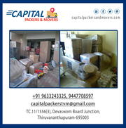 Capital Packers and Movers Trivandrum  ,  House Shifting Trivandrum