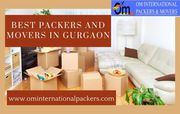 Make your shifting easy with packers and movers in Gurgaon