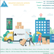 Local & Domestic Packers and Movers